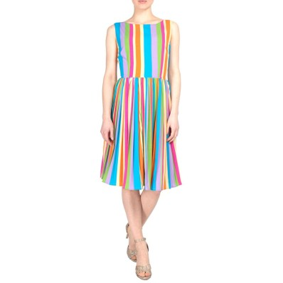 Double Thumbs Dresses #86 | Candy Stripe Dress £29.99 (Reduced from £59.99 ) from Fever
