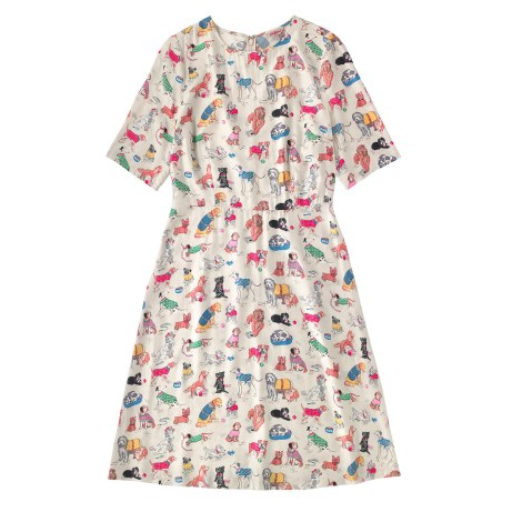 Dogs Viscose Twill £75 from Cath Kidston