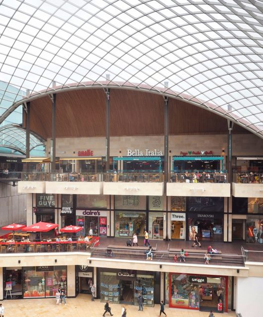 Family Fun at Cabot Circus