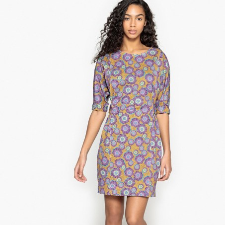 Floral Print Dress £66 (although they pretty much always have money off) from La Redoute | She and Hem | Double Thumbs Dresses #91