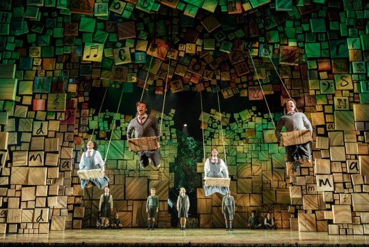 Matilda The Musical | Bristol Hippodrome