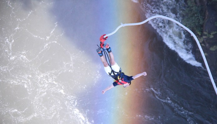 Image result for bungee jump