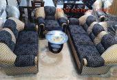 আকর্ষণীয় সোফা সেট ফার্নিচার ৮ l Badda Furniture