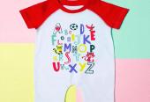 ABC Romper Kids Dress – Lil Star