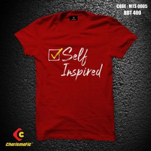 Self Inspired T-shirt Collections For Men