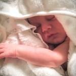 newborn picture rainbow baby birth story