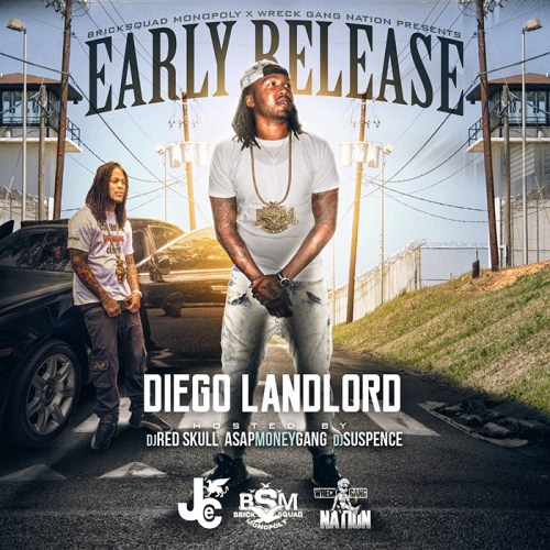 Diego Landlord - Early Release (Bricksquad Monopoly)