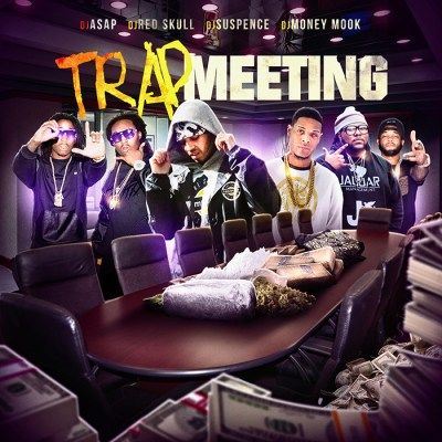 Trap Meeting Cover