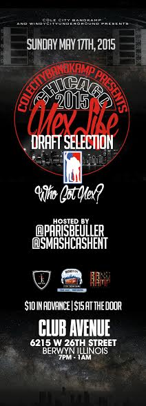 Chicago Has Classic Event Last Night With The NEX Life Draft Selection Concert