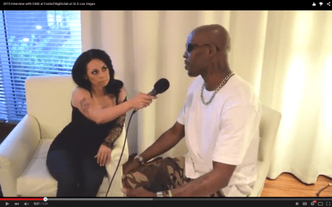 DMX Gets Really Deep About God With Las Vegas Soul's Real Talk Louanna