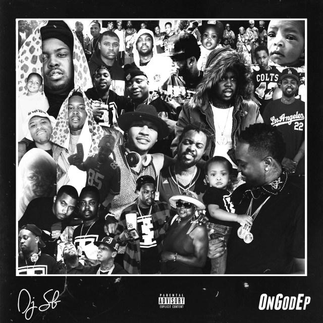 MixTape: SB - OnGod EP | @djsbdaily
