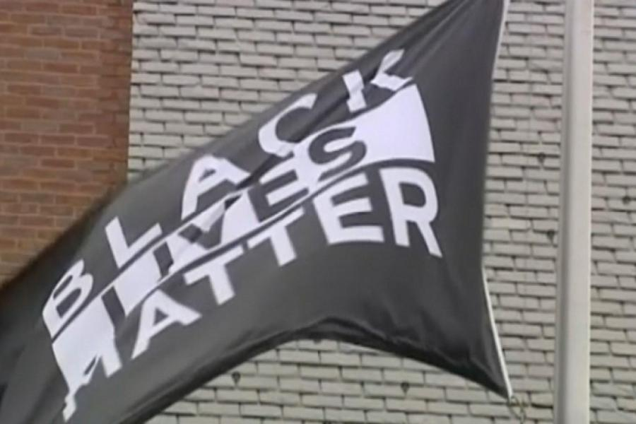 Vermont HS Becomes First in the Nation to Raise Black Lives Matters Flag