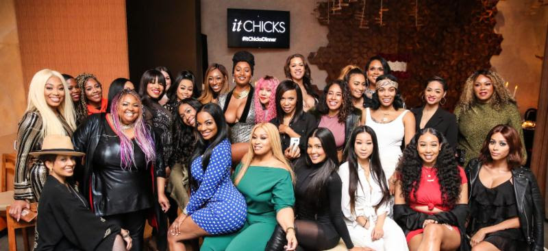"Rah Ali Hosts 4th Annual ""It Chicks"" Dinner  @Rah_Ali"