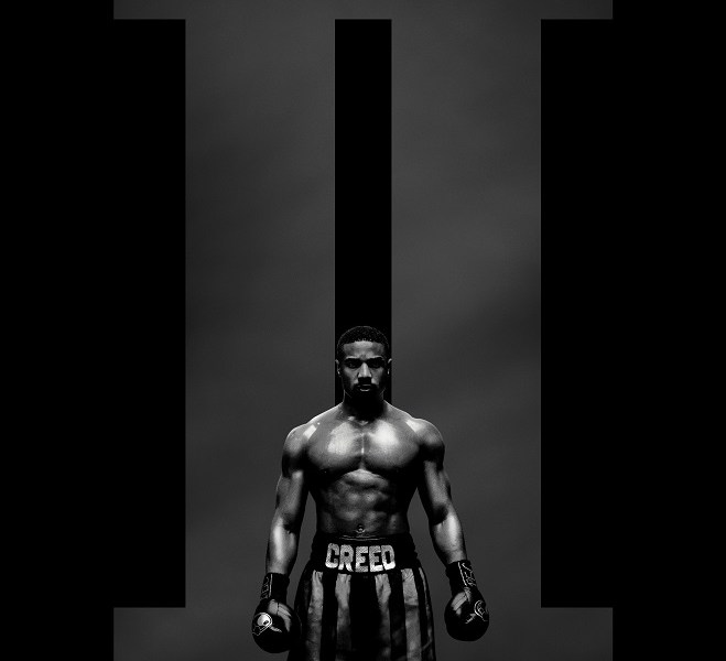 MGM & Warner Bros. Release Poster for Upcoming 'Creed II' Movie