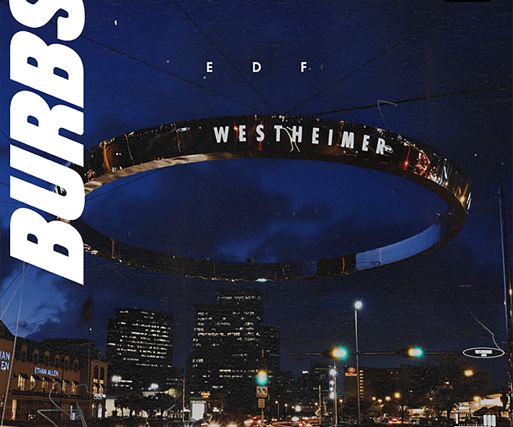 "Artist of the Week EDF Drops ""Burbs"""