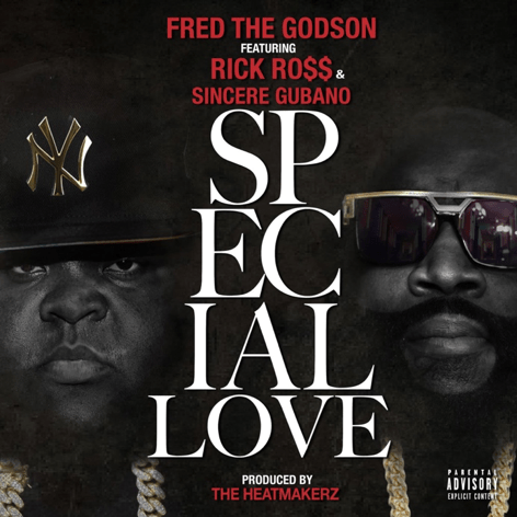 Fred The Godson feat. Rick Ross – Special Love