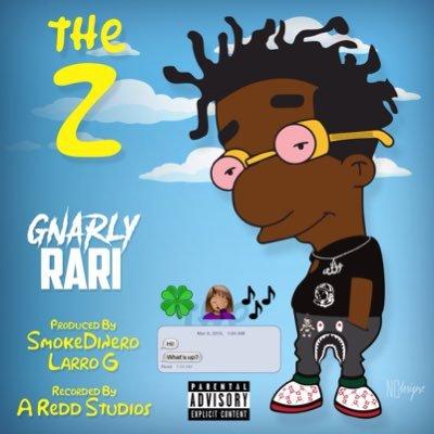Gnarly Rari – Crooked @GnarlyRari