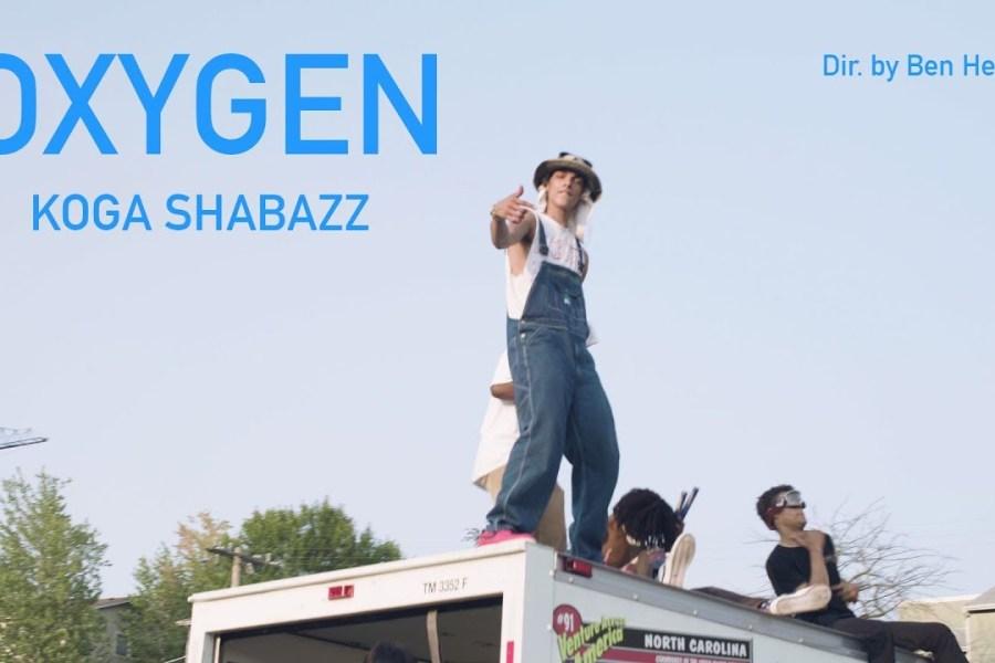 Koga Shabazz – OXYGEN @SirKogaShabazz