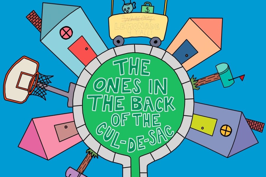 """Jordan Carter ft. Lil' Evo – """"The Ones In The Back Of The Cul-de-Sac"""""""