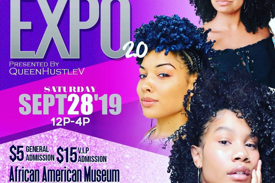 Queen Hustle V Presents Got Curl? Expo 2.0