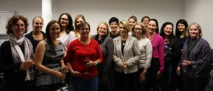 The ladies of Zonta Brisbane City Heart