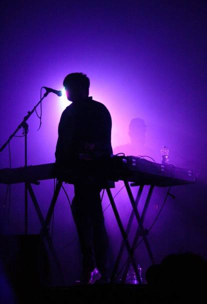 Hookworms, green man festival 2015, Hereford City Centric