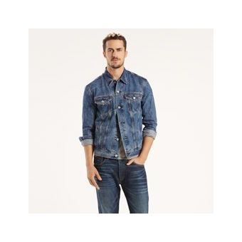 levis denim jacket, FIT Hereford, men