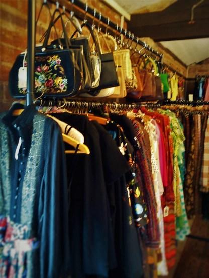 Lizzie May Vintage on Widemarsh Street, Hereford, upcycled vintage
