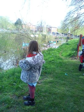 Hereford River Carnival 2016, Wye Festival, River Wye