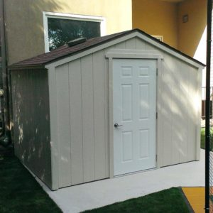 12'x6' Gable Shed