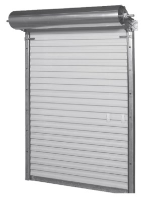 Shed Rollup Door