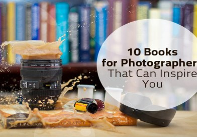10 Books for Photographers That Can Inspire You