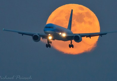 23 Photographs of the Moon with Peace and Tranquility