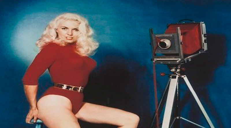 Meet Bunny Yeager, The Iconic Pinup Model Turned Photographer