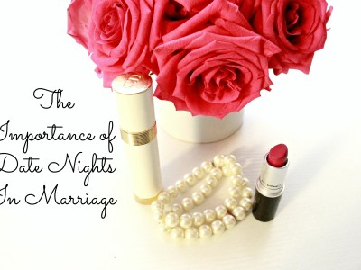 The Importance of Date Night in Marriage