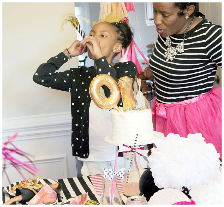 Jordie's Barbies & Bows Birthday Party