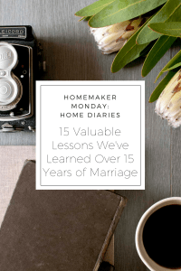 HomeMaker Monday; She Does a bUnch