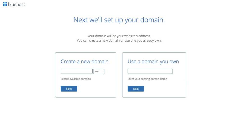 how to start a blog with bluehost step by step tutorial