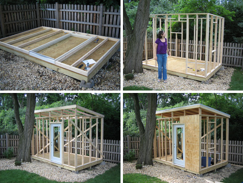 Cheap Backyard Sheds
