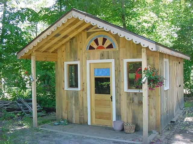 Building Plans For Potting Sheds Wood Working Designs Potting