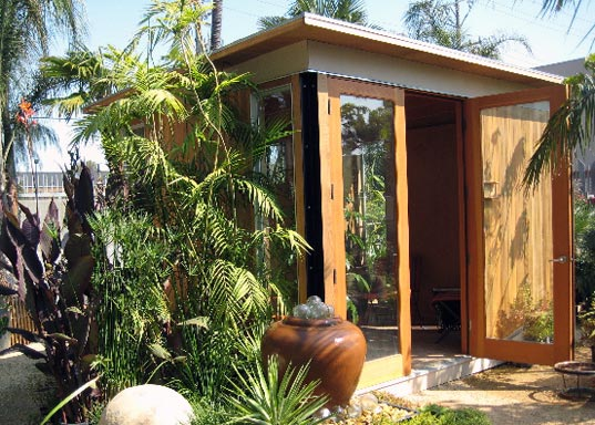 Garden Tool Shed Plans