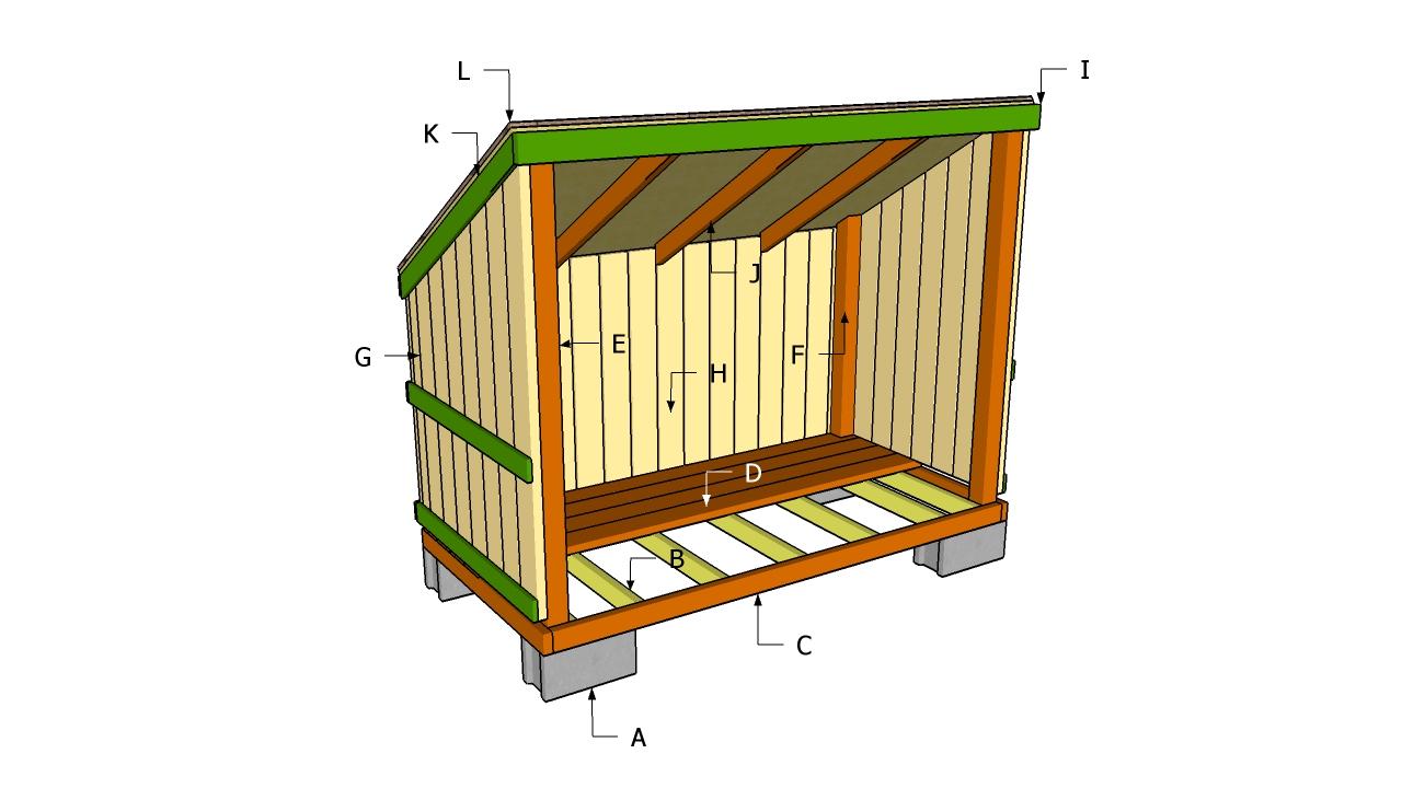 Diy Outdoor Storage Shed