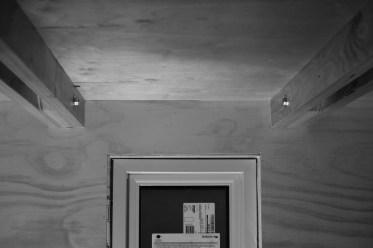 Loft Beam to Wall detail