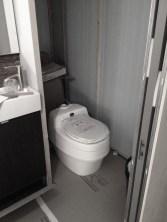 Separett Villa 9000 Composting toilet.