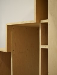 ....and we have started building out the under stair storage