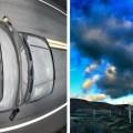 Trailer Transportation Scenery.
