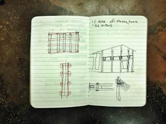 sketchy details for the loft connection
