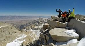 Mt Whitney Summit [14,505']