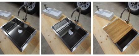 Kitchen Sink & Accessories
