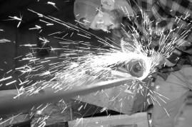 Angle Iron trim
